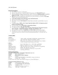Sap Consultant Sample Resume Enchanting Sample Sap Functional Consultant Cover Letter Education Consultant