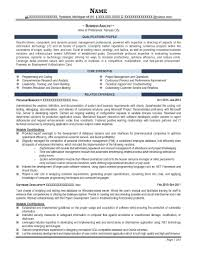 Business Analyst Resume Template Sample Business Resume Template Best Of Business Analytics Resume 16