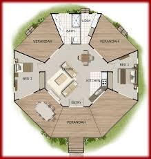 octagon house plans. TINY HOUSE FLOOR PLANS OCTAGON WITH A Octagon House Plans