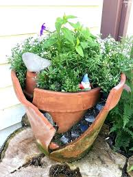 gnome garden kit enchanted fairy australia learn how to build a with kids in clay pots enchanted fairy garden kit