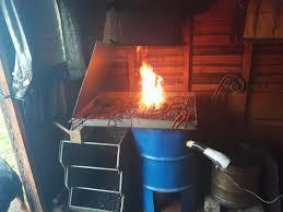 my diy coal forge