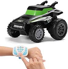 SUPER-TECH Children <b>2.4G Remote</b> Control Stunt car dumpers ...