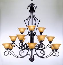 wrought iron chandelier f84 451 15