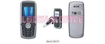 BenQ M315 - features, technical sheet ...