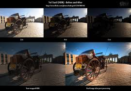 hdr photography before after. Beautiful Before Beforeandafter Comparison Of A Sunset HDR Image Taken In Berlin  Yo For Hdr Photography Before After E
