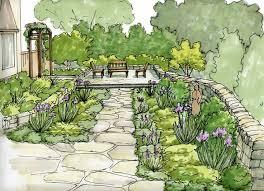 Small Picture 65 best plans images on Pinterest Landscape designs Landscape