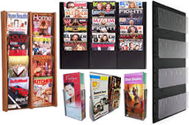 3 Hole Magazine Holder Cheap Literature Holders Magazine Displays Literature Displays 51