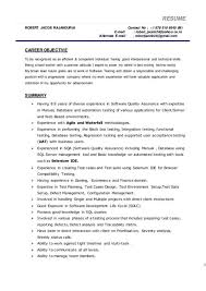 Sample Resume For Quality Manager   Gallery Creawizard com Gallery Creawizard com