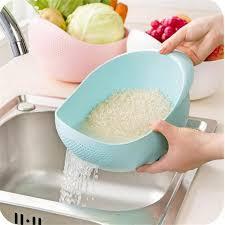 <b>KEYTHEMELIFE Clean</b> Rice <b>Machine</b> Vegetables Basin <b>Wash</b> Rice ...