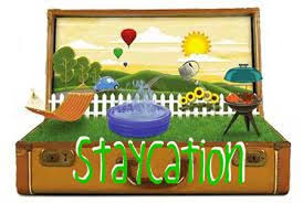 Image result for staycation