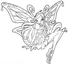 Pin Pin Winx Club Dibujos Tattoo Pictures To On Pinterest Coloring