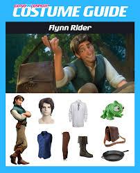 flynn rider costume diy guide for cosplay
