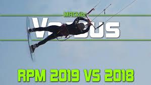 Slingshot Rpm Wind Range Chart 2019 Slingshot Rpm Vs 2018 Complete Review Mackite