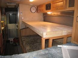 rv couch bunk bed. Wonderful Couch Diy Rv Sofa Bed Before And After Makeover Google Intended Couch Bunk E