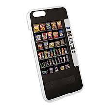 Iphone Vending Machine Enchanting Amazon Snacks Chips Candy Vending Machine Snap On Hard