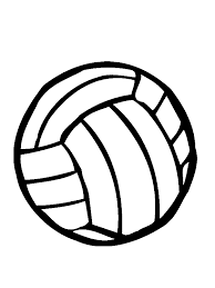 Coloring pages for kids volleyball coloring pages. Volleyball Coloring Page For Kids Download Print Online Coloring Pages For Free Color Nimbus