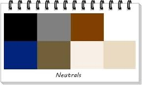 Neutrals Colors colorevolution neutrals
