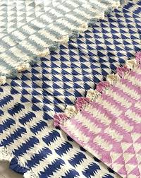 cotton rugs dhurrie cleaning