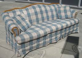 large size of broyhill blue plaid sofa plaidsofa broyhill blue plaid sofa living room chairs