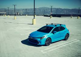 2019 Toyota Corolla Hatchback Lands With Brand New 2.0L Engine ...