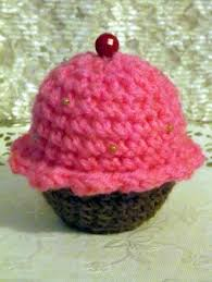 Crochet Cupcake Pattern Adorable Free Crochet Cupcake Pattern