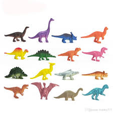 2019 dinosaurs model cute s gifts boys toys hobbies kids mini small plastic dinosaurus action figures set toy from tomboy777 9 64 dhgate