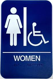 womens bathroom sign cape. Contemporary Womens Womens Bathroom Sign Best Ideas About Restroom Signs On Half  Girl With Cape For N