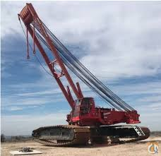 Manitowoc 16000 Load Chart 2007 Manitowoc 16000 Crane For Sale Or Rent In Oklahoma City