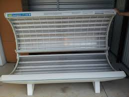 Tanning Bed SunQuest Pro 14SE 14 Brand New Bulbs $1100 00