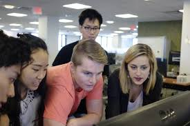 Microsoft Student Interns Help To Create Five New Garage Apps