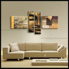 feng shui paintings for office. Handmade 4 Pieces Feng Shui Zen Art Contemporary Painting For Office Wall Paintings O