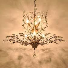 antique crystal chandelier living room 7 lights lamp in black brass painting chandeliers uk antique crystal chandelier