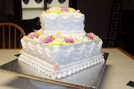 2 Tier Wedding Cake Recipe Wedding Academy Creative Simple