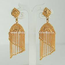 gold plated chandelier earrings india gold plated chandelier earrings