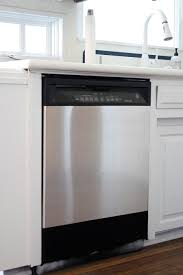 Stainless Steel Dishwasher Panel Kit Stainless Steel Covers For Dishwashers Home Design Ideas