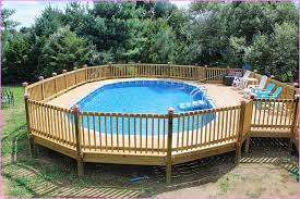 above ground pool deck kits. Interior: Prefab Pool Decks Stylish Above Ground With Regarding 17 From  Above Ground Pool Deck Kits E