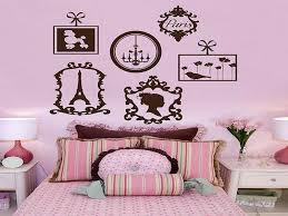 image of parisian bedroom decor ideas design