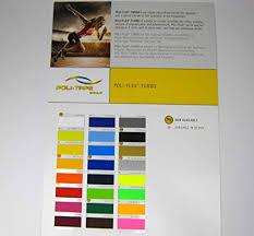 Colourtone Colour Chart Felt Flex Turbo Colour Chart Colour Chart Plotter Film Film