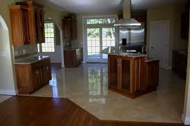kitchen flooring tile vs wood vs tile idea ceramic vs porcelain for bathroom on tile to