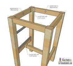 ... Build Your Own Swivel Bar Stool Racer Stools Kit Metal How Make Plans  320