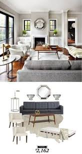 stylish coastal living rooms ideas e2. Copy Cat Chic Room Redo | Chic, Modern Living Rooms And Stylish Coastal Ideas E2 N