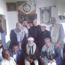 القاضي العمراني صباح هذا... - القاضي محمد بن إسماعيل العمراني