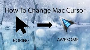 Mac Cursor How To Change Your Mac Cursor Animated Cursors 2019 Mac Youtube