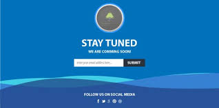Coming Soon Website Template Amazing PSD Coming Soon Website Template Prelaunch Website Pinterest