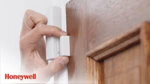 <b>WIRELESS DOOR</b> AND WINDOW <b>SENSOR</b> Installation | evohome ...