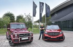 Mercedes benz lucknow service center address, phone numbers and contact details. Mercedes Benz Launches Amg G 63 Edition 463 At Rs 2 17 Crore
