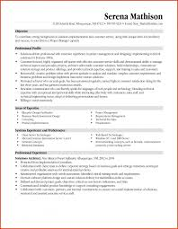 Cover Letter Project Manager Resume Examples Outstanding Resume