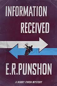 information received the bobby owen mysteries von punshon e r