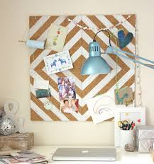 diy office projects. DIY Paint Projects: Liven Your Office Space Up With A Jazzy Pinboard. Four Inexpensive Diy Projects
