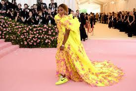 Serena Williams Dress Design How I Shop Serena Williams Fashionista
